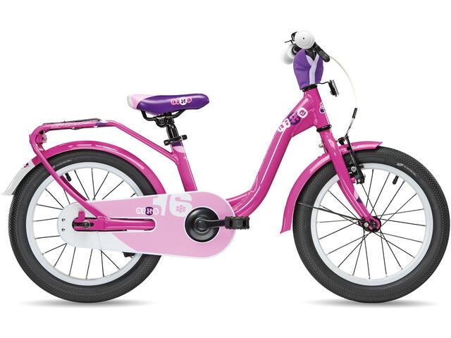 s'cool niXe 16 alloy Kinder pink